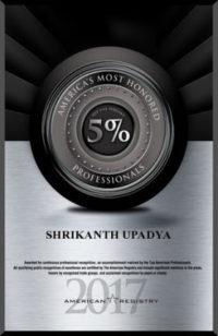 shrikanth-upadya-2017-badge