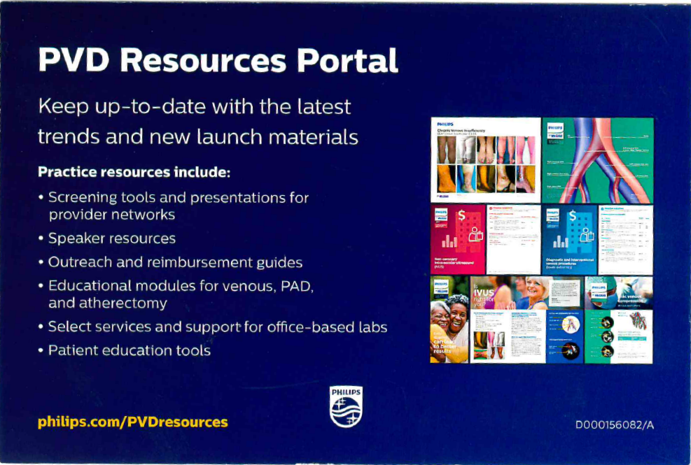 Peripheral Vascular Disease Rescources